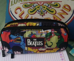 beatles, Paul McCartney, and ringo starr image