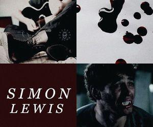 simon lewis and shadowhunters image