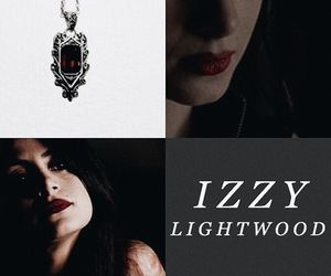 shadowhunters and izzy lightwood image
