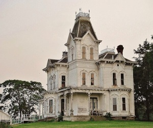 abandoned house, old house, and house image