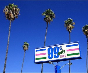 numbers, places, and 99 cents image