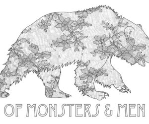 bear, of monsters and men, and music image