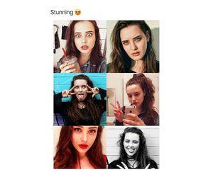 13 reasons why, selfie, and katherine langford image