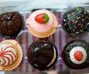 cupcakes, food, and candy image