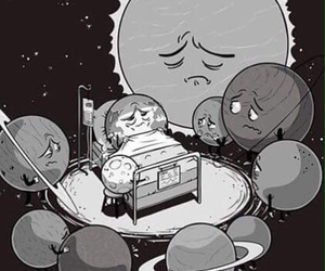 dying, sad, and earth image