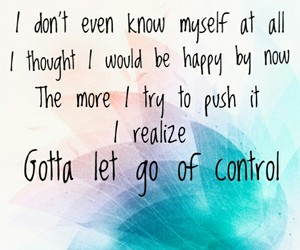 control, let go, and paramore image