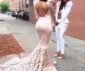 couple, slay, and friends image