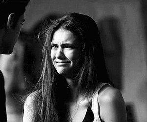 love, the vampire diaries, and Nina Dobrev image