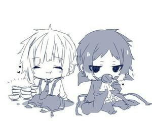 anime, bsd, and atsushi image