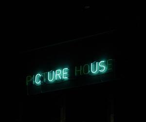 grunge, light, and neon image