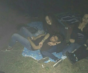 cigarettes, grunge, and nights image