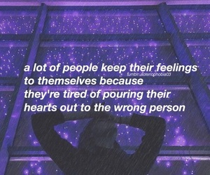 feelings and wrong person image