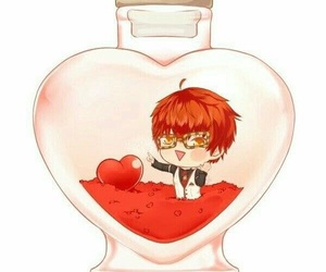 seven and mystic messenger image