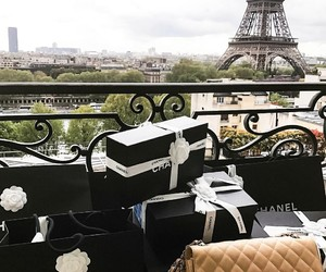 chanel, luxury, and paris image