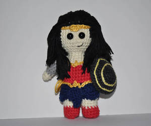 amigurumi, etsy, and stuffed toy image