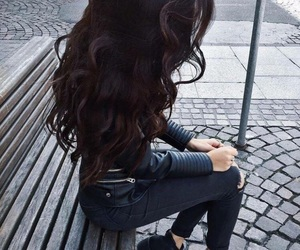 glamour, long hair, and best hair image