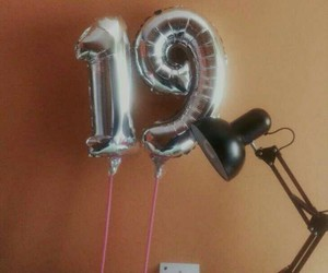 19, birthday, and decorations image
