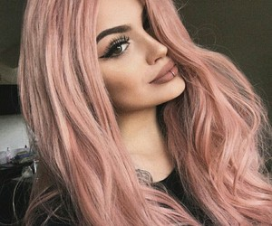 girls, hair, and lips image