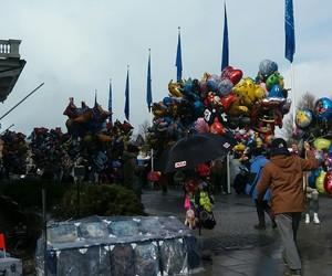 balloons, may day, and vappu image