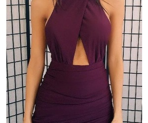dress, fashion, and sexy image