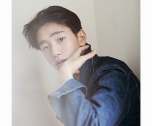 asian, korean model, and korean male model image
