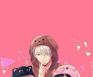 anime, kawaii, and neko image