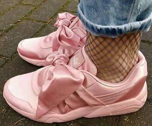 moda, shoes, and pink image