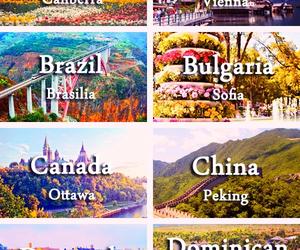 travel, brazil, and bulgaria image
