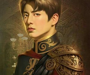 bts, jungkook, and fanart image