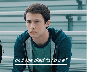 13 reasons why, clay, and netflix image
