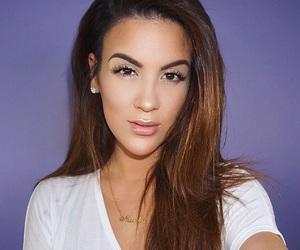 glam, make up, and nicole guerriero image