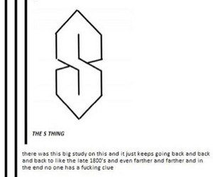 the s thing image