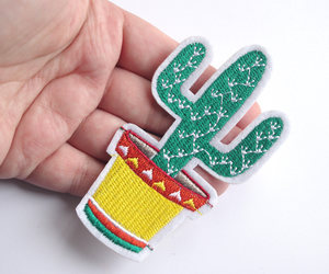 etsy, applique patch, and iron on appliques image