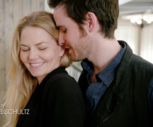Jennifer Morrison and colin o'donoghue image