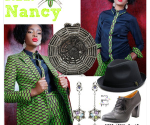 geek chic, Neil Gaiman, and fangirl fashion image