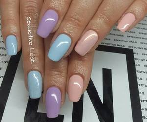 fashion, nailz, and mani image