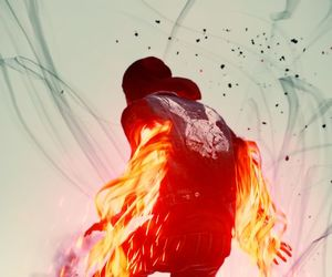 infamous, wallpaper., and infamous second son image