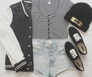outfit, fashion, and style image