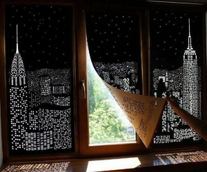 curtains, aesthetic, and decor image