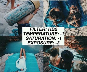 filter, photo, and vsco image