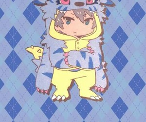 anime, chibi, and kigurumi image