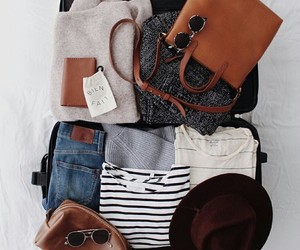 fashion, travel, and clothes image
