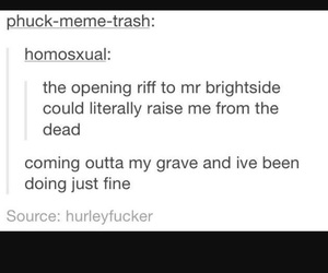 band, funny, and grave image
