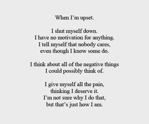 sad, quotes, and upset image