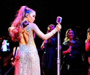 dress, lali esposito, and soy tour image