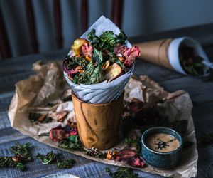 chips, crisps, and kale image