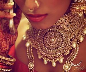 bride, hindi, and desi image