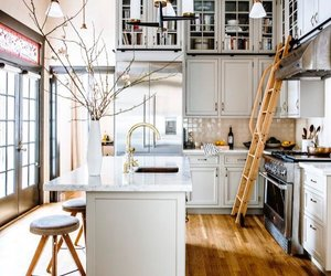 home, kitchen, and house image