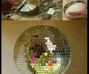 diy, cd, and disco image