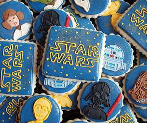 Cookies and star wars image